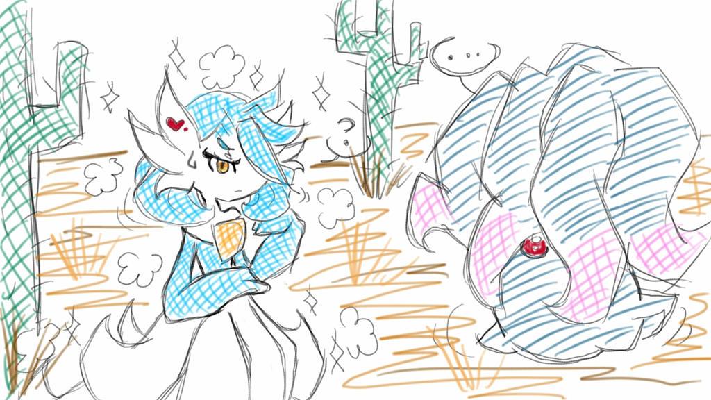 PMDU Task Cactus Field : Seductive Illusions. by CrissyG