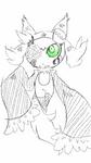 Thorny eye