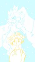 Agase and Tsubayuki by CrissyG