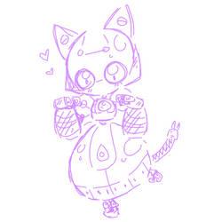 Medarot: Rouge Katze by CrissyG