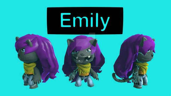 Reference of Emily! by kittygirl12316