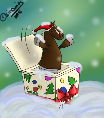 The Amazing Kistenhuepfer [Christmas Gift] by siramios