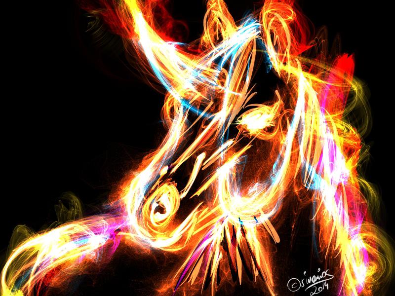Unicorn by siramios