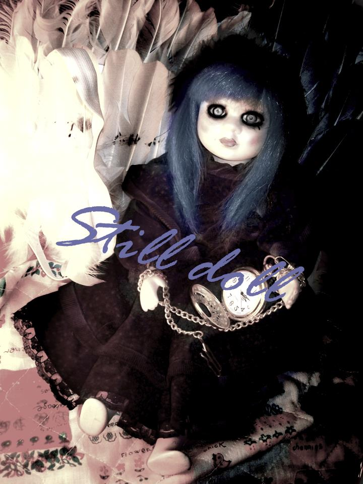 still doll by ButtersAnKau