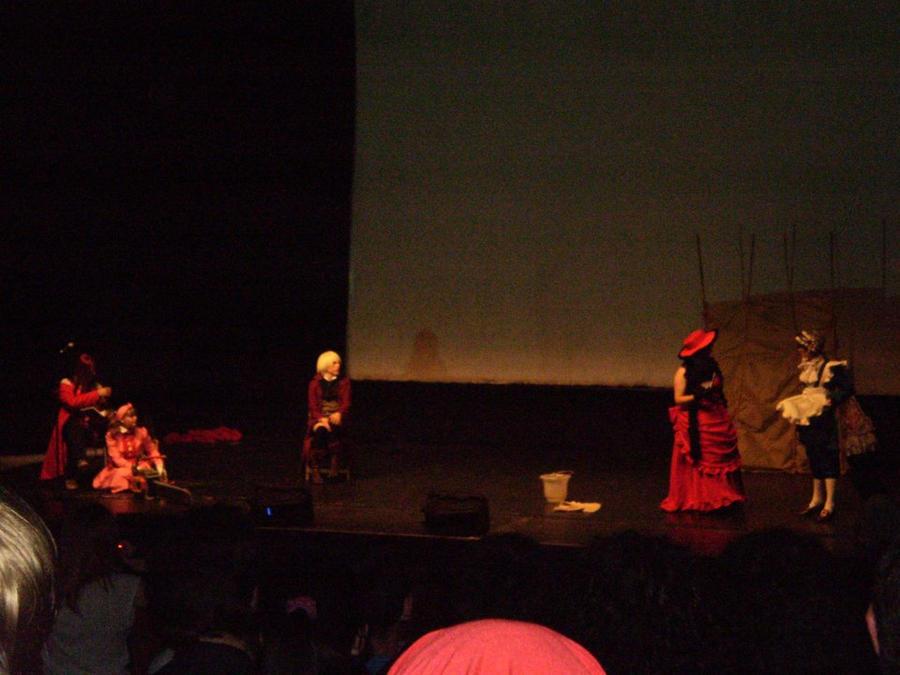 Kuroshitsuji: more teatro cosplay by ButtersAnKau