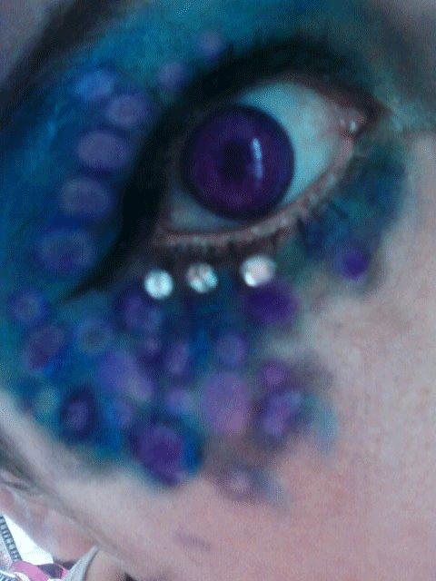 Make up :3 by ButtersAnKau