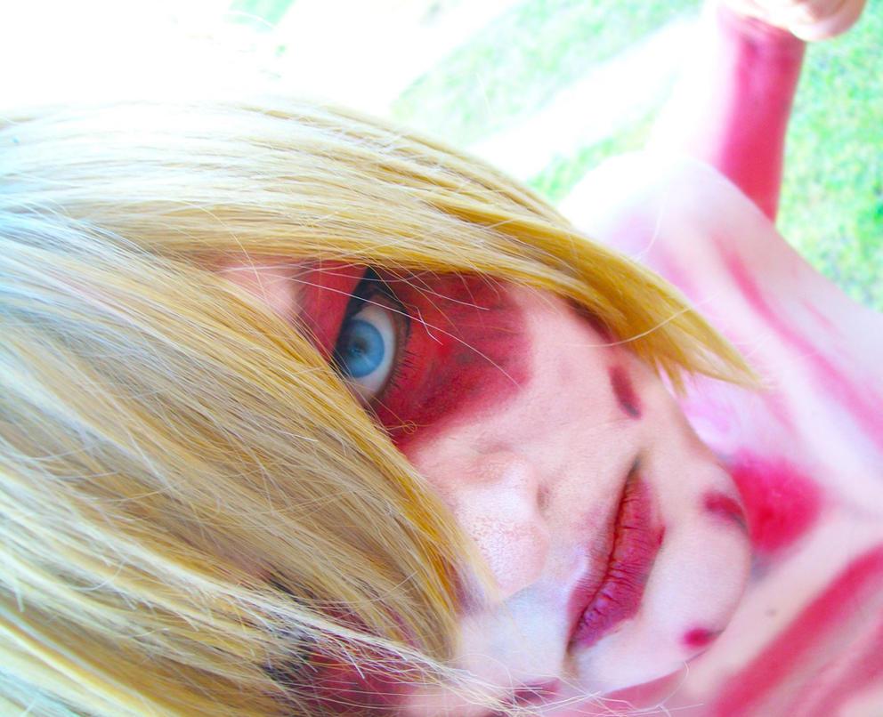 Annie Titan Make up by ButtersAnKau