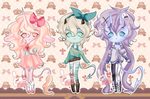 Unicorn Demons Adopts -closed-