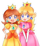 Daisy n Peach