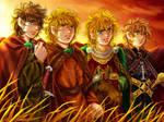 Hobbits 02 by mucun