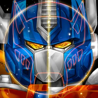 [Pro Art et Fan Art] Artistes à découvrir: Séries Animé Transformers, Films Transformers et non TF - Page 6 Big_and_lio_by_mucun-d4d3bmw