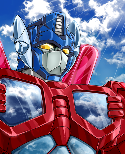 RID Optimus Prime by mucun