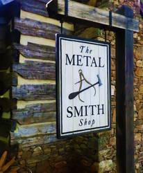 Metal Shop by AdrianaDesigns