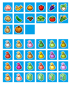 HM:DS Item Remakes by SpeedXaaa