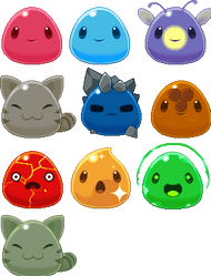 Cute lil' Squishies (FINISHED!)