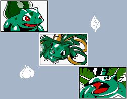 Hi-Res Pinball Bulbasaur line by SpeedXaaa