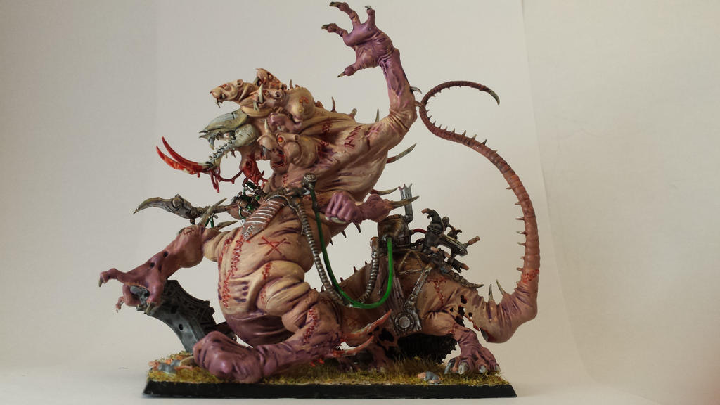 skaven - hell pit abomination by - 82.3KB