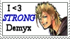 Strong Demyx Plx by Bishonenrockmysocks