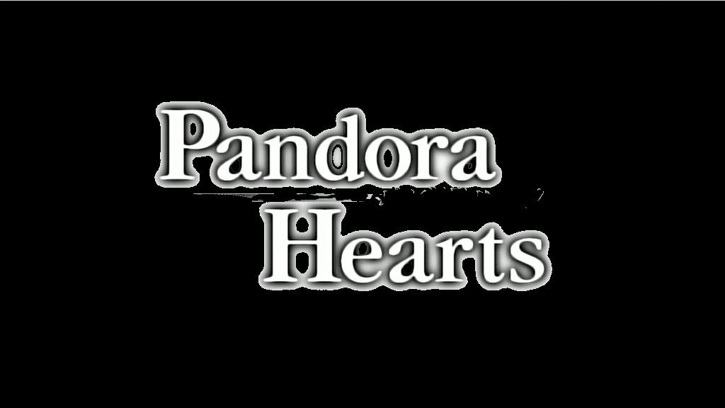 Pandora Logo Png Pandora Hearts Logo Render by