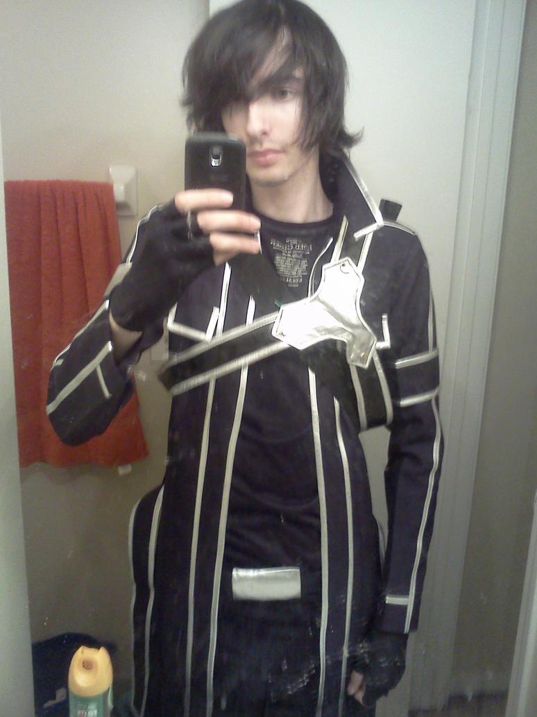My Kirito cosplay : swordartonline
