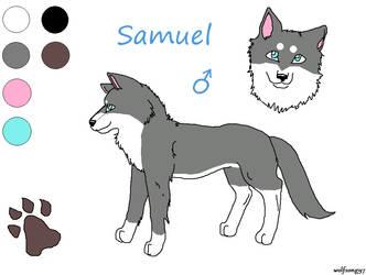 Samuel Ref. by LoveIsForeverAlways