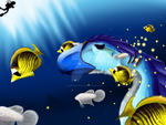 God of the Ocean by VampyricArts