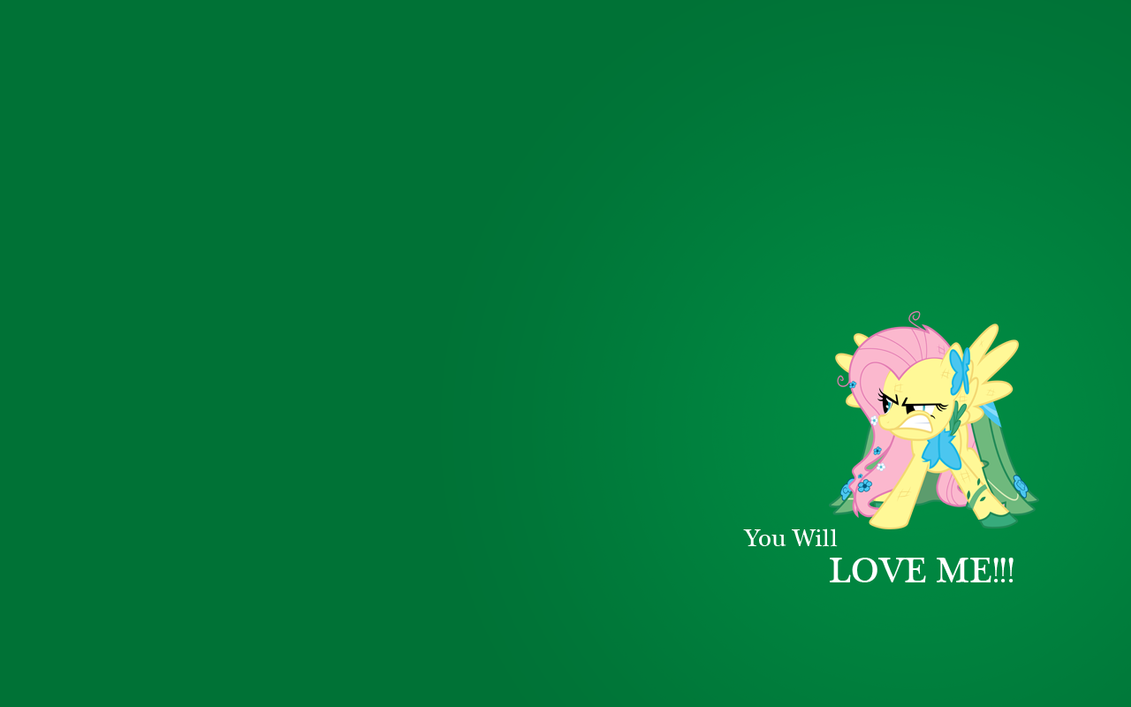 You Will Love Me Wallpaper by VampyricArts