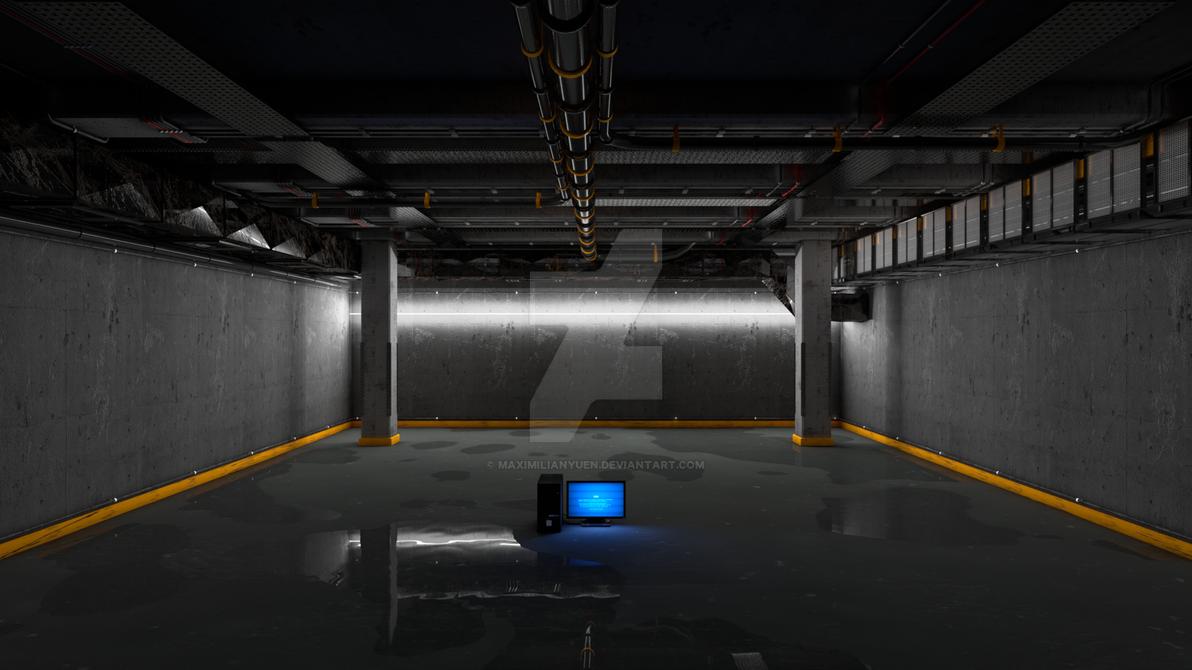 Warehouse. Kind of. by MaximilianYuen