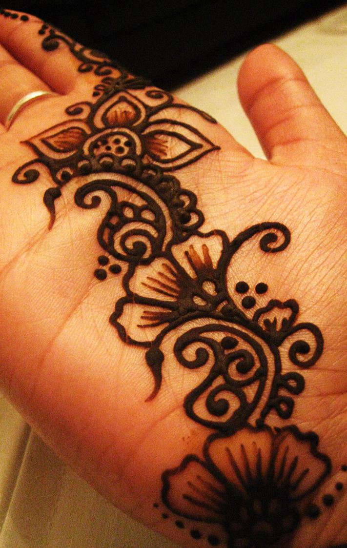 Floral-Designs-for-Mendhi-Henna-Tampa - Henna Designs Ideas