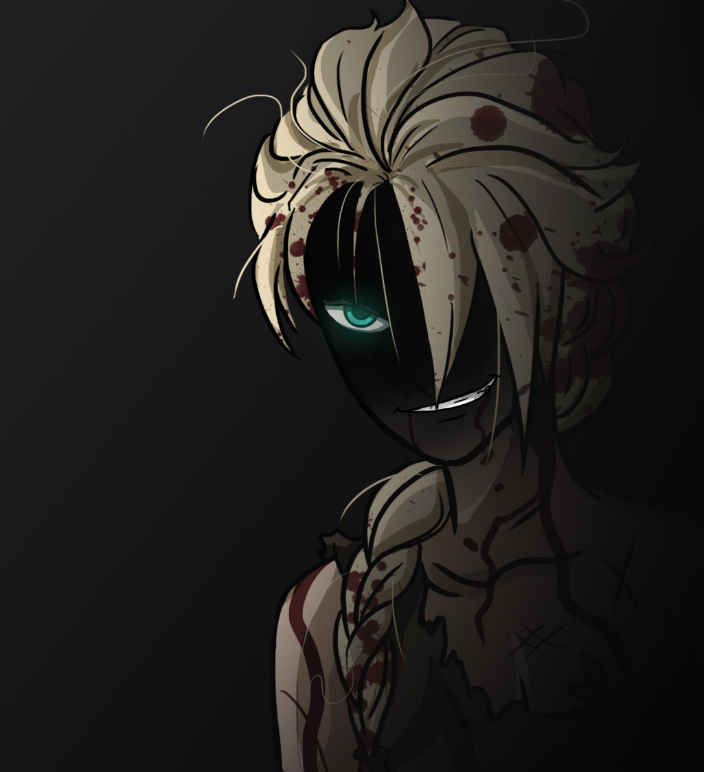 Evil Elsa (Alter) - Frozen AU by Lany19 on DeviantArt