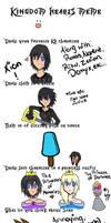 Kingdom Hearts Meme by Raegy