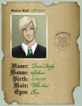 Student Card: Draco