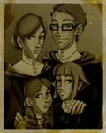 Percy's family