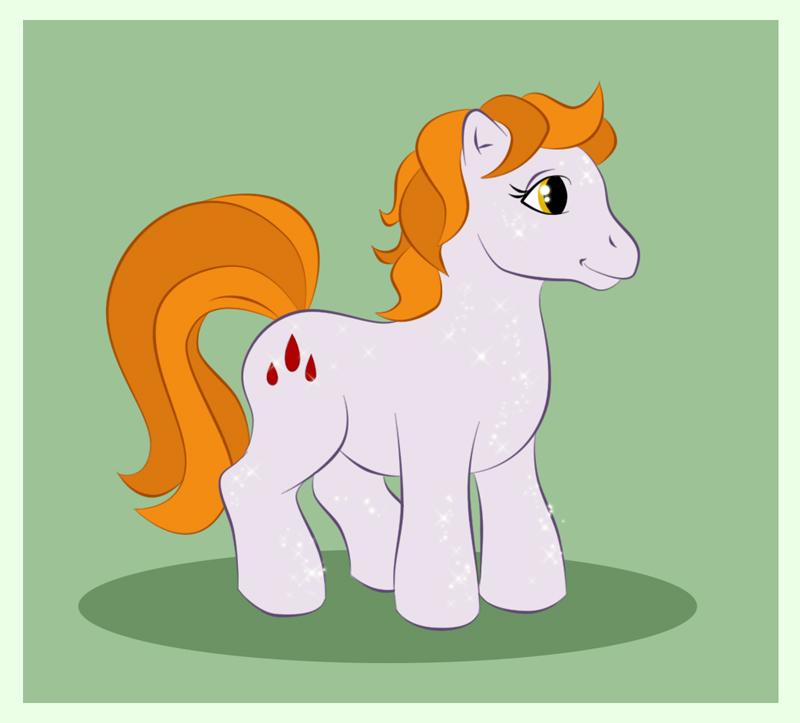 My Little Pony - Edward by uppuN