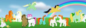 MLP - HP Pony Land