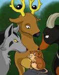 HP Pokemons - Marauders