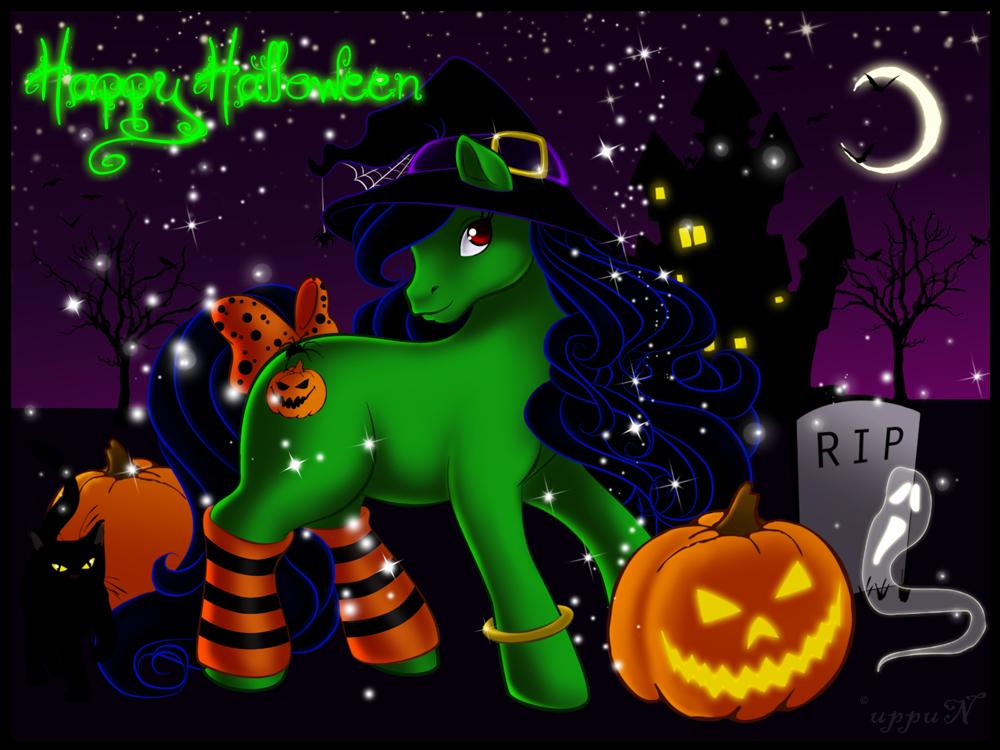 Happy Halloween 2009 by uppuN