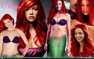 Desktop - Ariel and more Ariel by uppuN