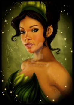 Real Princess - Tiana