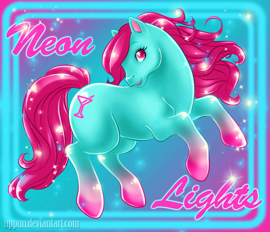 Neon Lights Wallpaper MlpNeon Lights Wallpaper Mlp