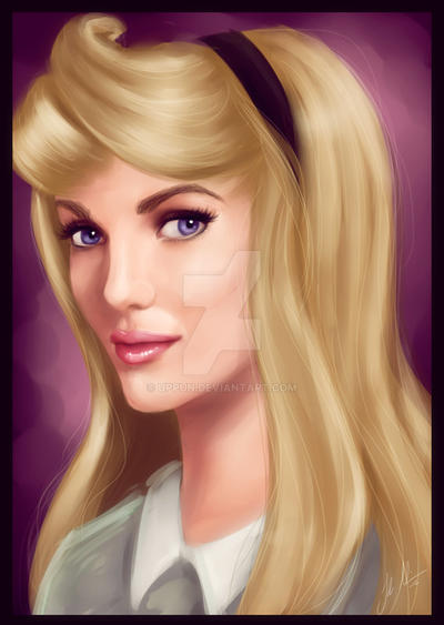 Real Princess Aurora By Uppun On Deviantart
