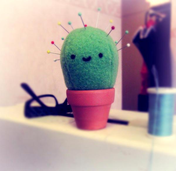 Cactus by uppuN