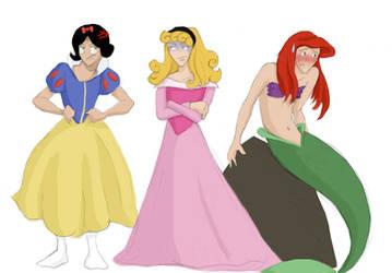 HP prinsess by uppuN