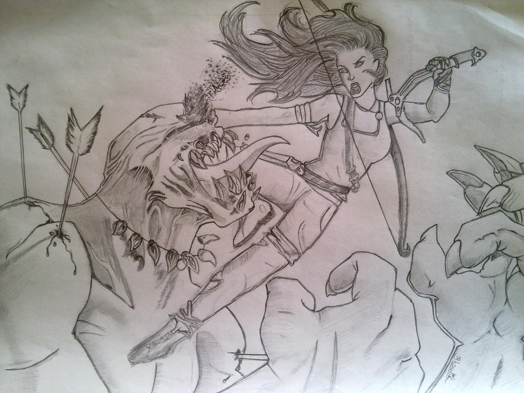 Tomb Raider Reborn. by bhautik1