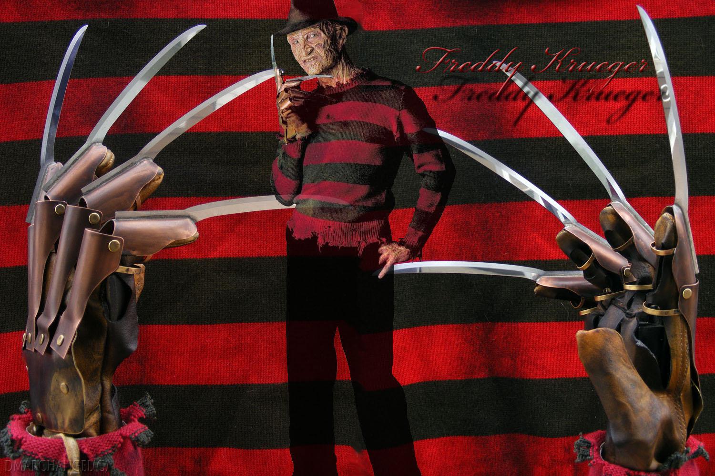 Freddy Krueger By LilxByrd
