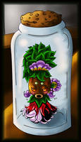 Bottled Deku Princess by BluChaotic