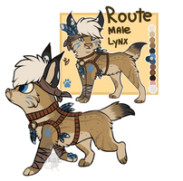 .:Taken:. Route Auction by Okoe