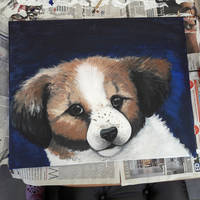 Sammy - Acrylic painting