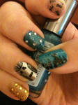 Doctor Who Nail Art Part 2