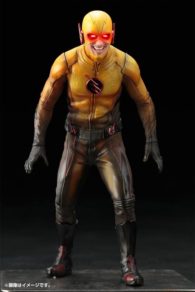 reverse flash figure by sebalangdon